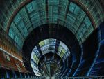 Futuristic Subway by FracFx