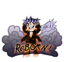 Reborn - Emoticon by rocket-child
