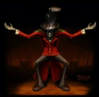 Twilight Circus - RingMaster by crillix