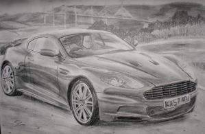 Aston Martin DBS by edesr