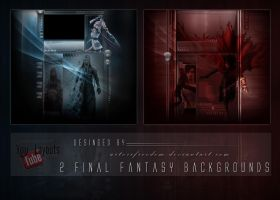 Final Fantasy Background Pack by artorifreedom