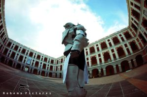 Alphonse Elric by Rohema