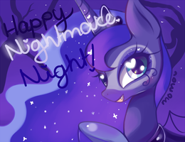 Happy Nightmare Night~! by Ipun