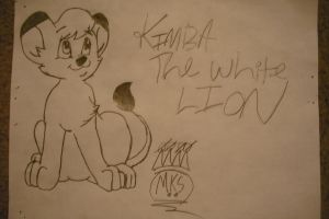 Kimba The White Lion by MarcusMcCloud100
