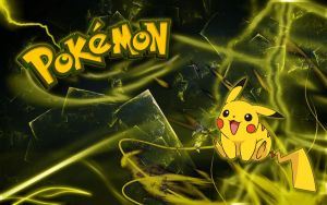 Pikachu Wallpaper by Blackhawk1804