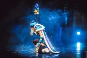 Dota 2. Crystal Maiden. Rylai 4 by DenikaKiomi