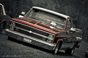 chevrolet pickup. by AmericanMuscle