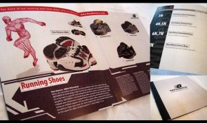 New Balance Catalog by R2works