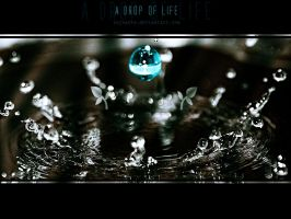A Drop of Life by reynante