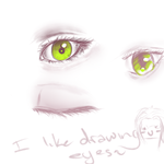 Eye drawing Practice by tora-neko-san