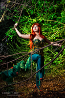 Poison Ivy by chibi-lilie