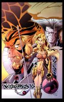 Thundercats Colors by nahp75