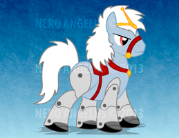 My Little Thirty-Thirty by NeroAngelus