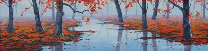 Autumn Fall by artsaus