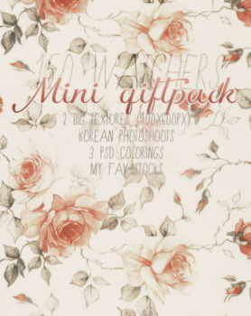 150 watchers / mini giftpack by Vainxeathe