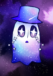 Here Comes Napstablook by WendySakana