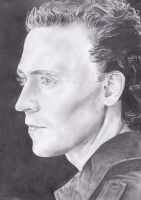 Tom Hiddleston by thedoctor-donna