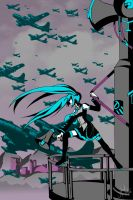 Vocaloid - Love Is War by JigokuHana