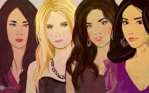 Pretty Little Liars by xiaoxiaocamster