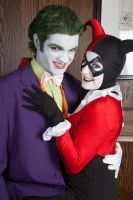 Harley and Joker - Crazy About You by Nyxiie