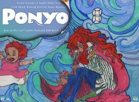 Ponyo Contest Entry 685x500 by Chamber23Dada