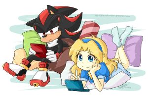 3DS Time by SandraGH