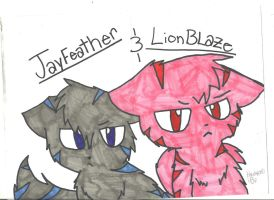Brothers by Death-Warrior8