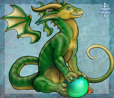 Dragon Adopt - OPEN by Daggerstale-Adopts