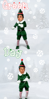Green Day Christmas ID by GreenDayFandom