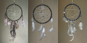 Dream Catcher by ginkgografix
