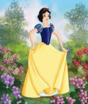 SNOW WHITE version 3 by FERNL