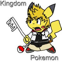 RoxChu: Kingdom Pokemon by BuizelKnight