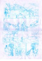 Marvel test page-5- Iron Fist- by frame2frame