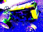 PsychedelicTractor by nakedartbylupe