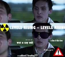 .: LEVELS RISING :. by SinfulFox