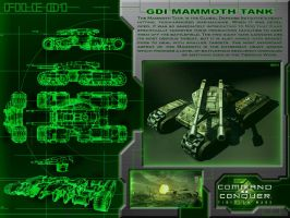 The Mammoth Tank File by KaneNash