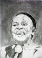 Miriam Makeba by EpikAuRaJin
