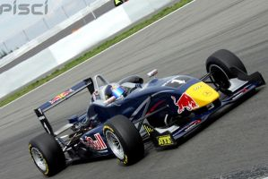 Formula 3000 Red Bull by Pisci