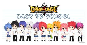 Grand Chase PH: Back to School by bablih