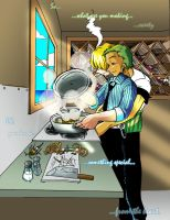 Cooking With Love by Umitsu