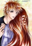 IchiHime: My Love for You by Iwonn