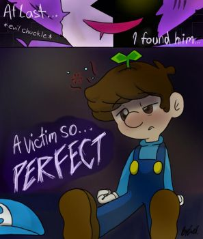 Perfect Victim by Number1MarioFan247