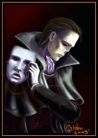 The Phantom of the Opera by Hebi87