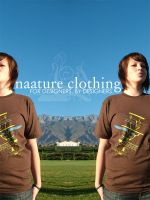 Naature Clothing Ad 02 by precurser