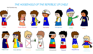 Chilean Household by ivanksaade93