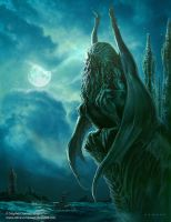 Steve Somers - cthulhu-2012 by StephenSomers