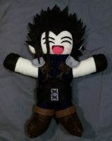 Zack Fair Plushie by lilnaruto