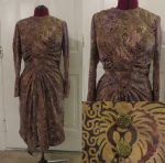 1940's Dress by Nerds-and-Corsets