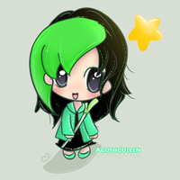 AgushCullen Chibi by elicoronel16