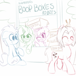 Agamnoda's Boop Boxes by ShinodaGE
